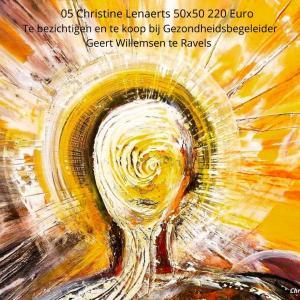 05 Christine Lenaerts 220€