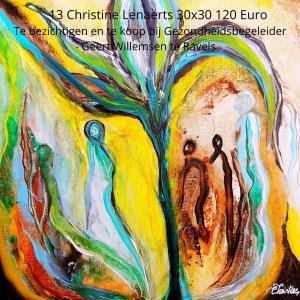 13 Christine Lenaerts 120€